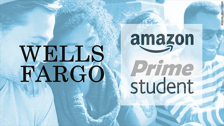 amazon wells fargo